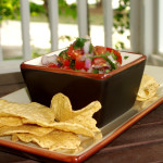 Nachos With Quick And Delicious Salsa