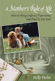 A Mother's Rule Of Life Book Cover