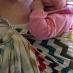 Sewing: DIY Ring Sling - For Babywearing