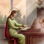 Saint Of The Week - Saint Cecilia