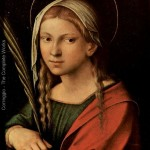 Saint Of The Week - Saint Catherine of Alexandria