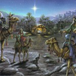 Advent Day 22 - Nativity Story: The Wise Men