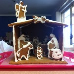 Advent Day 14 - How To Make A Gingerbread Nativity