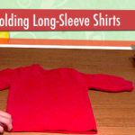 Child Proof Folding: Long Sleeve Tops (Jumpers & Shirts)