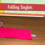 Child Proof Folding: Singlets
