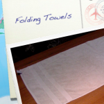 Presentation Folding: Towels