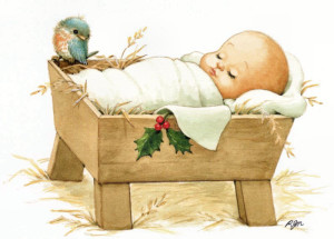 Advent Day 17 A Bed For Baby Jesus Young Catholic Mums