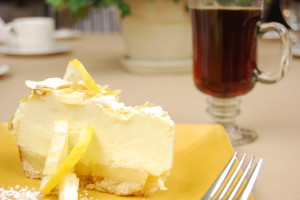 Lenten Lemon Cake Recipe