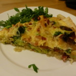 Easy Dinner Quiche