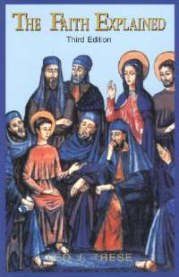 The Faith Explained Book Cover