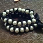 How To Make A Stylish Pearl Bracelet