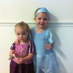 Easy Princess Costumes