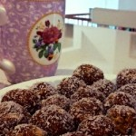 Gingernut Coffee Balls