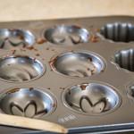 choc cups tray