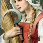 Saint Of The Week - Saint Zita
