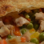 Easy Chicken & Vegetable Pie