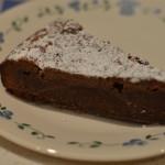 Moist Fudgy Chocolate Cake