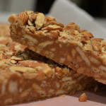 Easy Nutty Slice