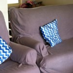 Easy Lounge Room Makeover