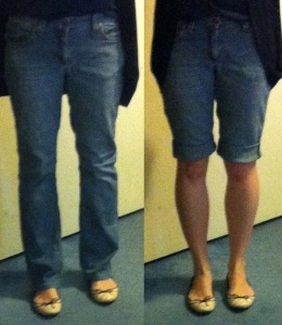 jeanstoshorts