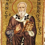 Saint Ambrose - Saint Of The Week