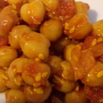 One Pot Chickpeas