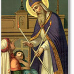 Saint Blaise - Saint Of The Week