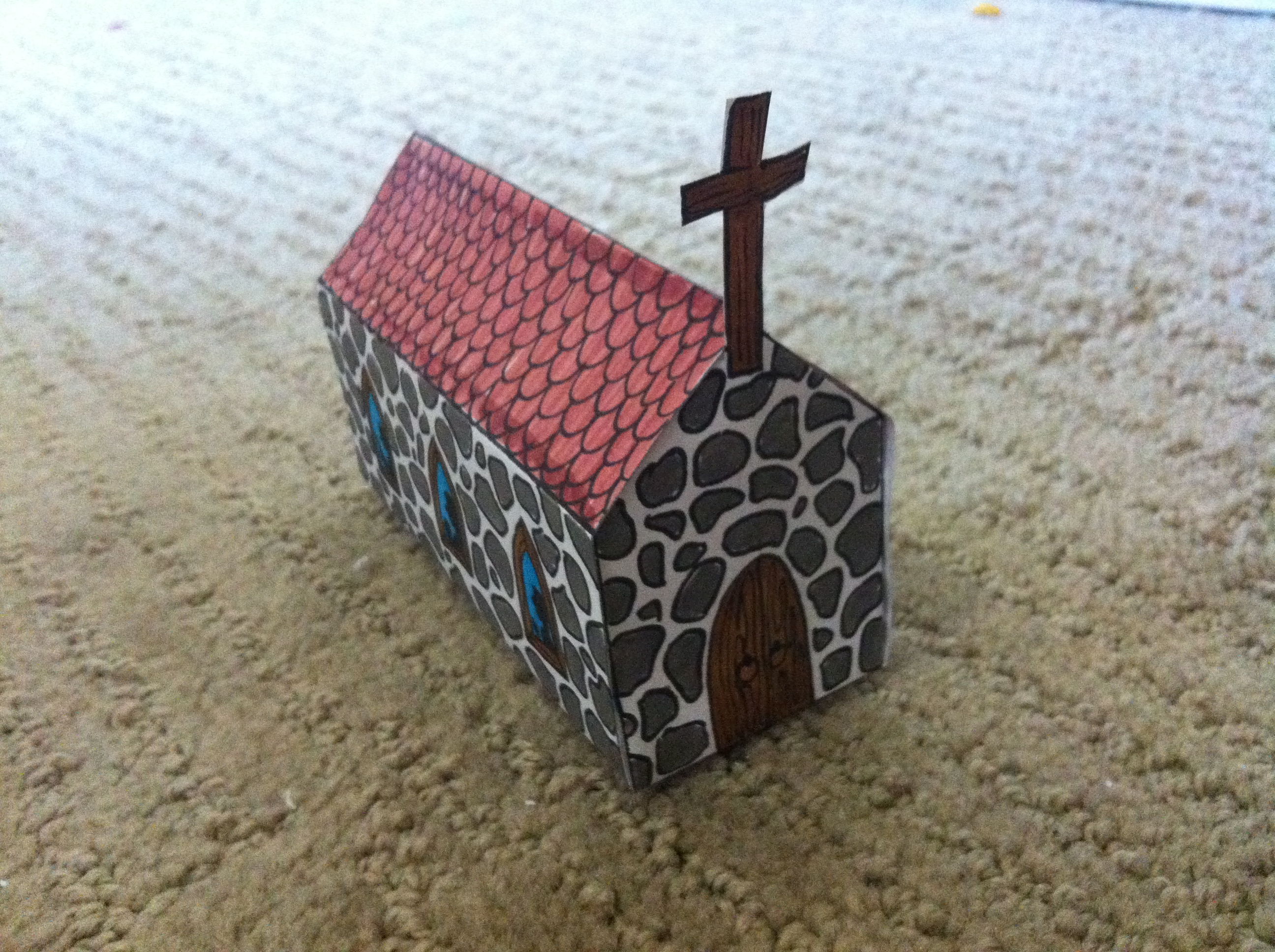 Holy Week: Build A Church