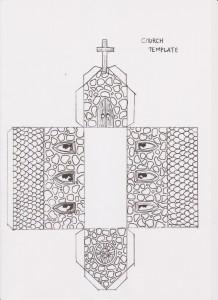 church template 001