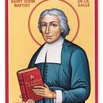 John Baptist De La Salle - Saint Inspirations