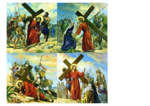 stations of the cross 5-8