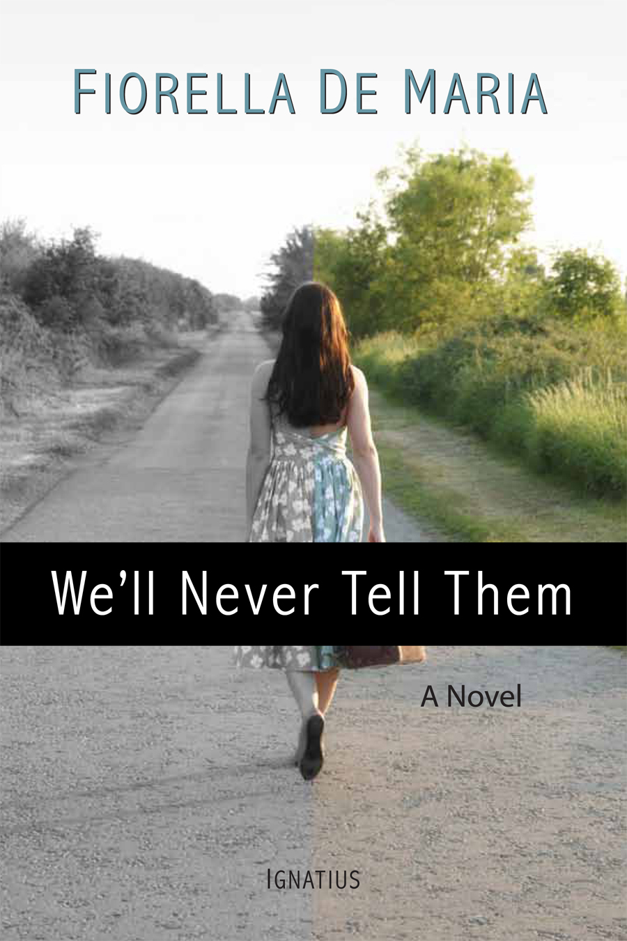 We'll Never Tell Them Book Cover