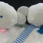 DIY Lamb Baby Toy