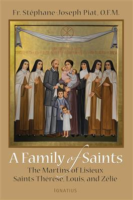 A Family Of Saints Book Cover