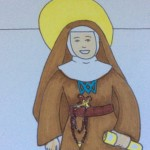 Easy Saint Mary MacKillop Craft