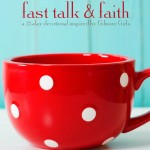 Book Review: Fast Talk And Faith