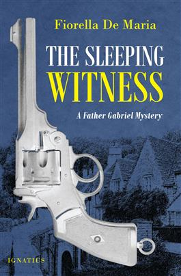 The Sleeping Witness Book Cover