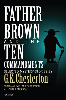 Book Review: Father Brown And The Ten Commandments Book Cover